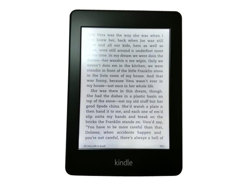 """Amazon Kindle Paperwhite #demo 6"""" 32GB Svart"""