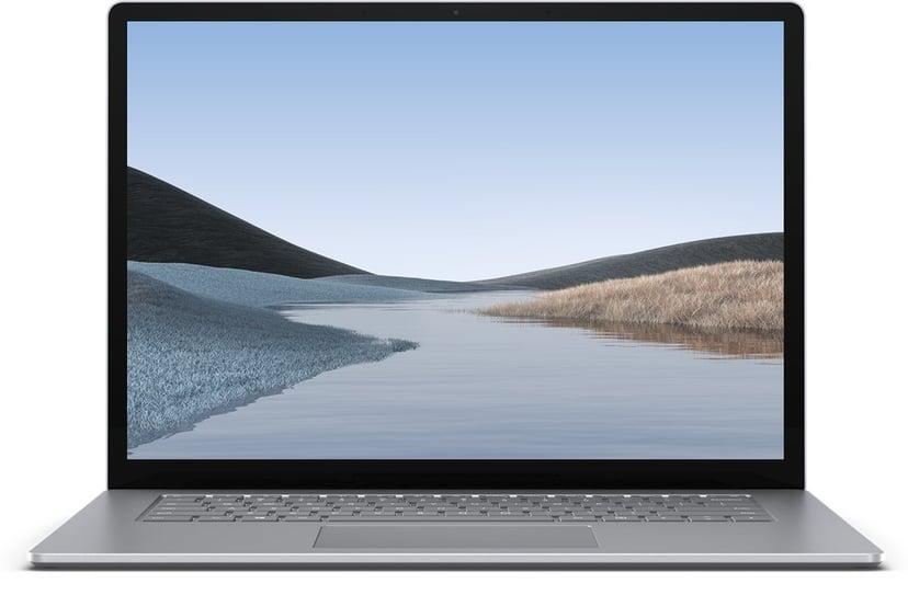 "Microsoft Surface Laptop 3 yrityksille Platinum Core i5 8GB 256GB SSD 15"""