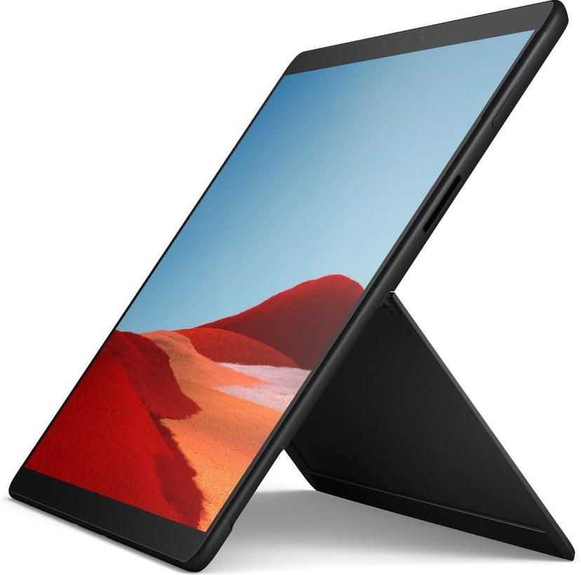 """Microsoft Surface Pro X för företag 13"""" SQ1 Mattsvart"""