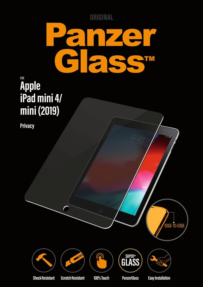 Panzerglass Privacy iPad Mini; iPad Mini 4
