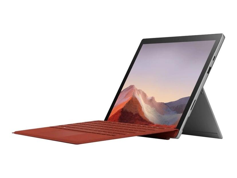 "Microsoft Surface Pro 7 for næringslivet Platinum Core i5 16GB 256GB SSD 12.3"""