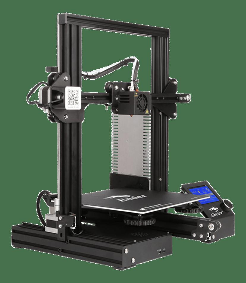 Creality 3D Ender 3 3D Skrivare 220x220x250mm
