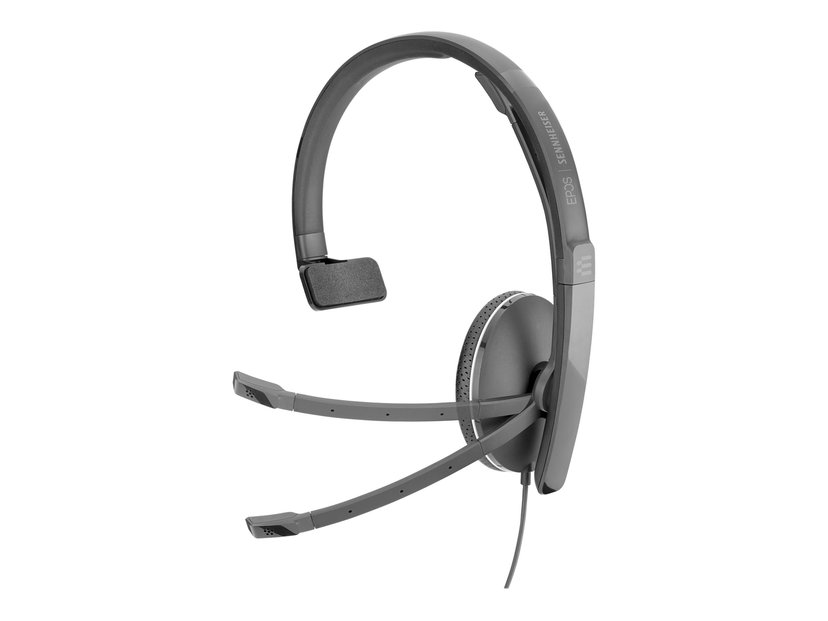 EPOS | SENNHEISER ADAPT SC135 3.5MM Single Sided Svart, Vit