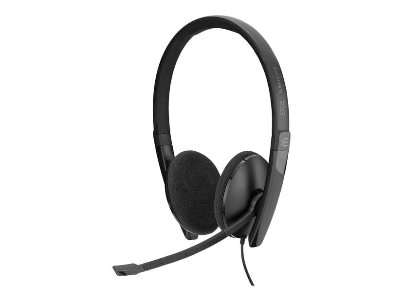 EPOS | SENNHEISER ADAPT SC160 USB-C Stereo Headset Svart