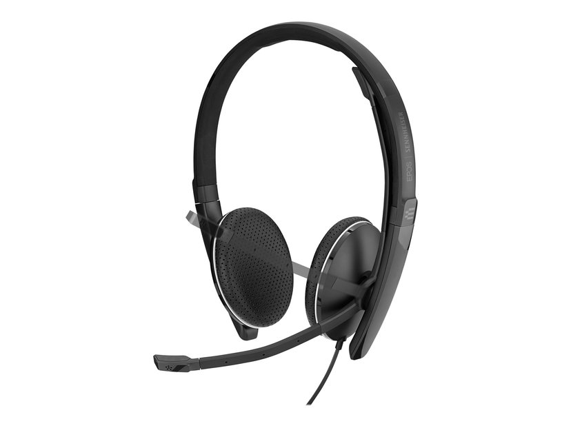 EPOS | SENNHEISER ADAPT SC165 USB-C/3.5MM Stereo Headset Svart