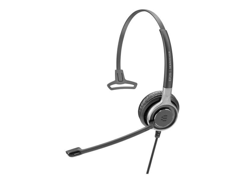 EPOS | SENNHEISER IMPACT SC635 USB-C Single Sided Silver, Svart