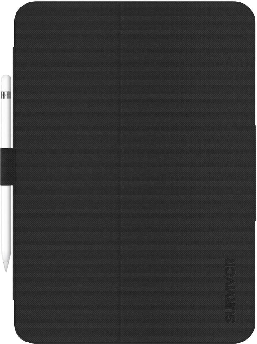 Griffin Survivor Tactical iPad 7th gen (2019), iPad 8th gen (2020) Svart