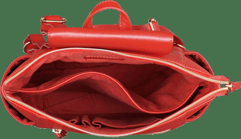 "dbramante1928 Berlin 14"" Backpack - Poppy Red 14"""