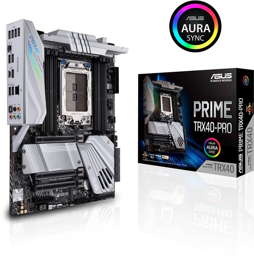 ASUS Prime TRX40-Pro ATX Hovedkort