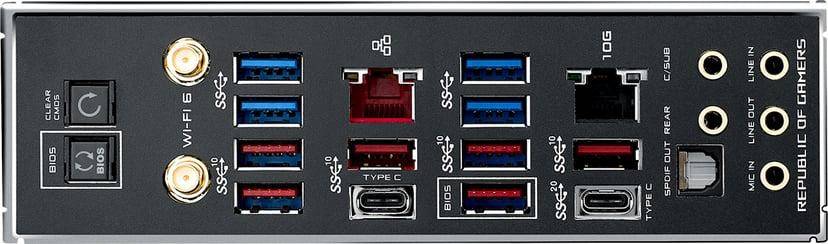 ASUS ROG Zenith II Extreme Moderkort Utökad ATX