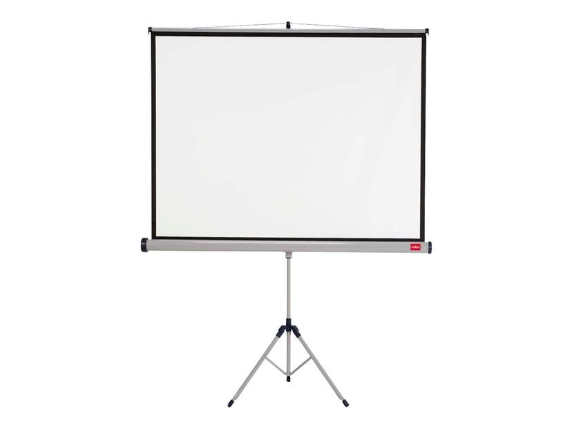 Nobo Projectiescherm met statief 4:3 200x151cm