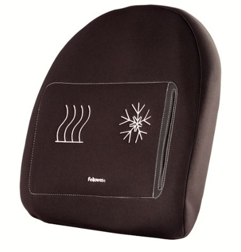 Fellowes Back Support Hot And Cold