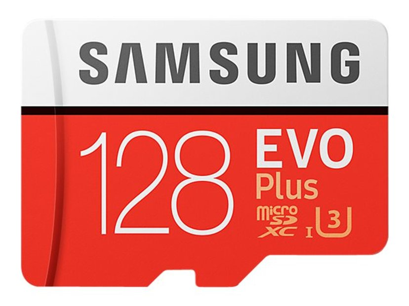 Samsung Evo Plus 128GB microSDXC UHS-I Memory Card