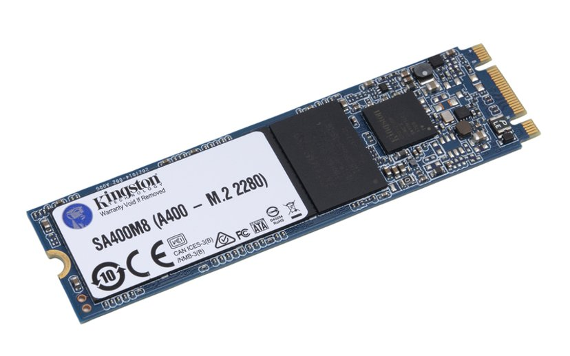 Kingston A400 480GB M.2 2280 Serial ATA-600