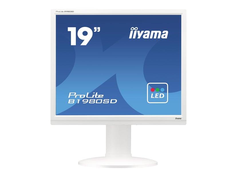 "Iiyama ProLite B1980SD-W1 19"" 1280 x 1024 5:4"