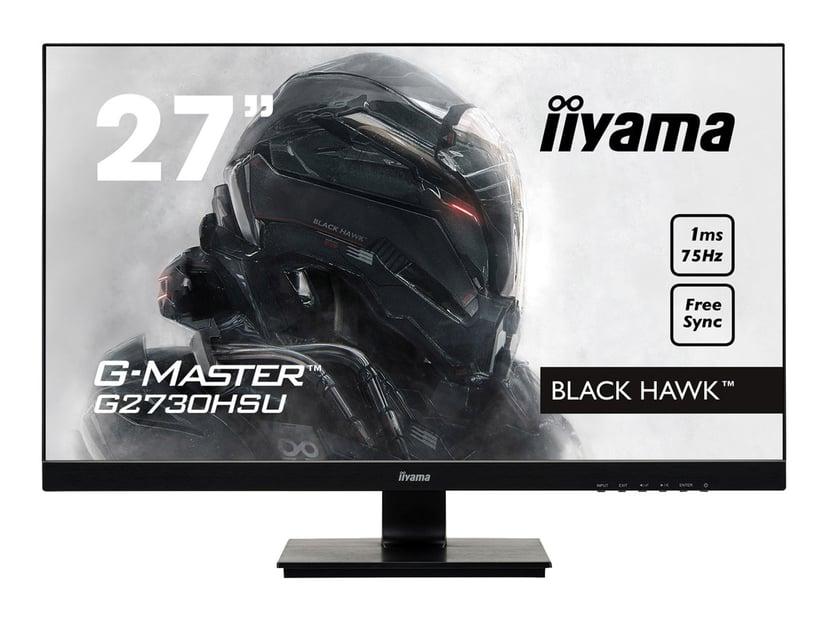 "Iiyama G-MASTER Black Hawk G2730HSU-B1 27"" 1920 x 1080 16:9"