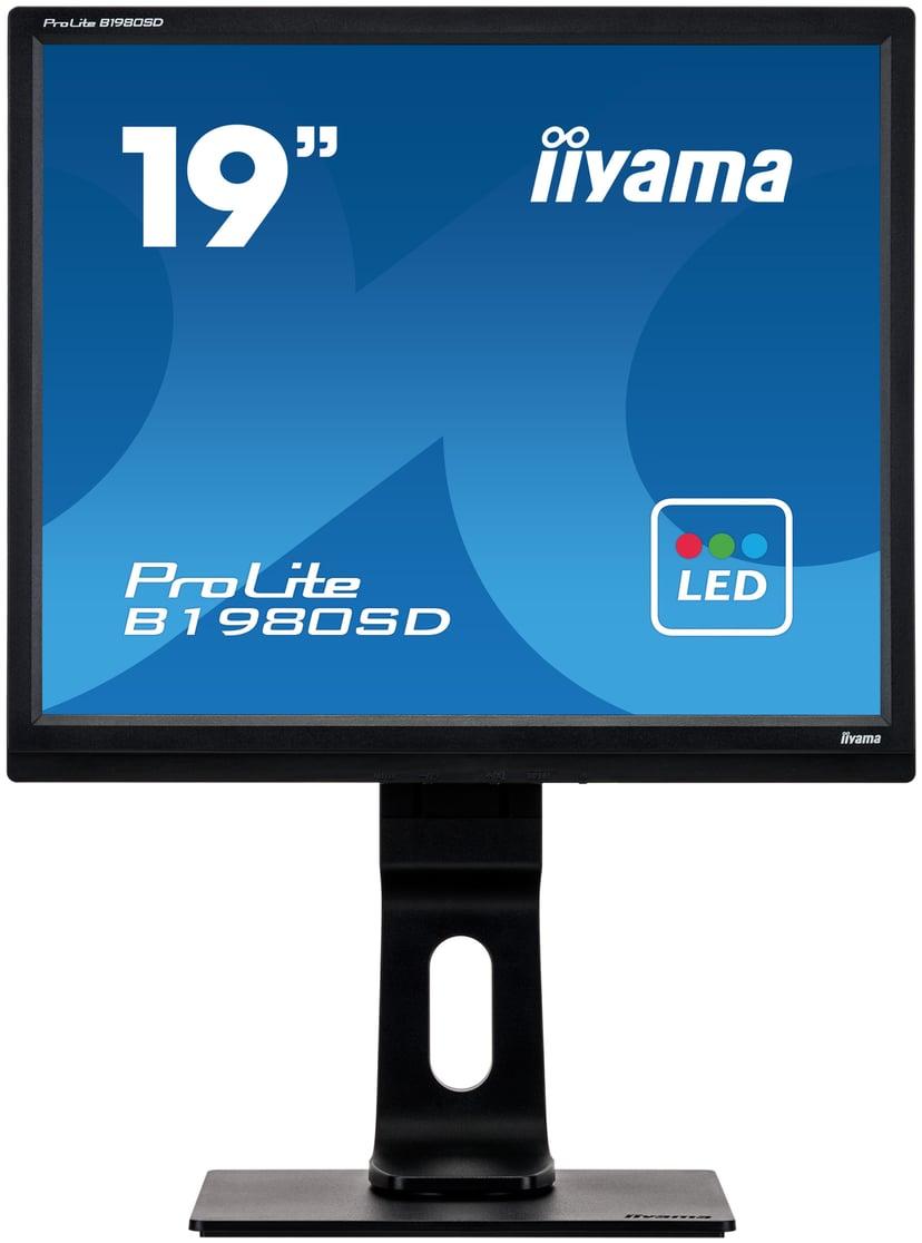 """Iiyama ProLite B1980SD-B1 19"""" 1280 x 1024 5:4"""