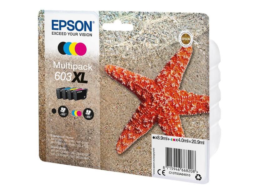 Epson Bläck Multipack 4-Color 603XL