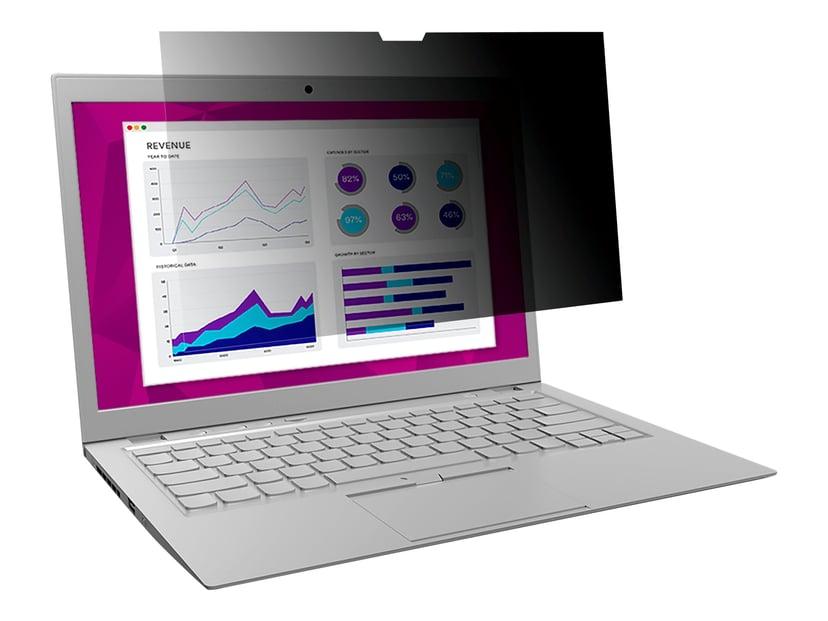 "3M High Clarity Sekretessfilter till Microsoft Surface Book 2 Laptop 15 tum 15"""