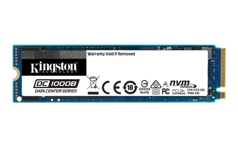 Kingston DC1000B 480GB M.2 2280 PCI Express 3.0 x4 (NVMe)