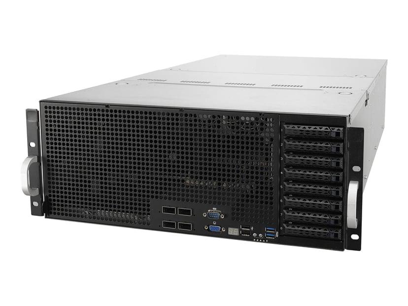 ASUS Server Barebone ESC8000 G4/10G Ingen CPU 0GB