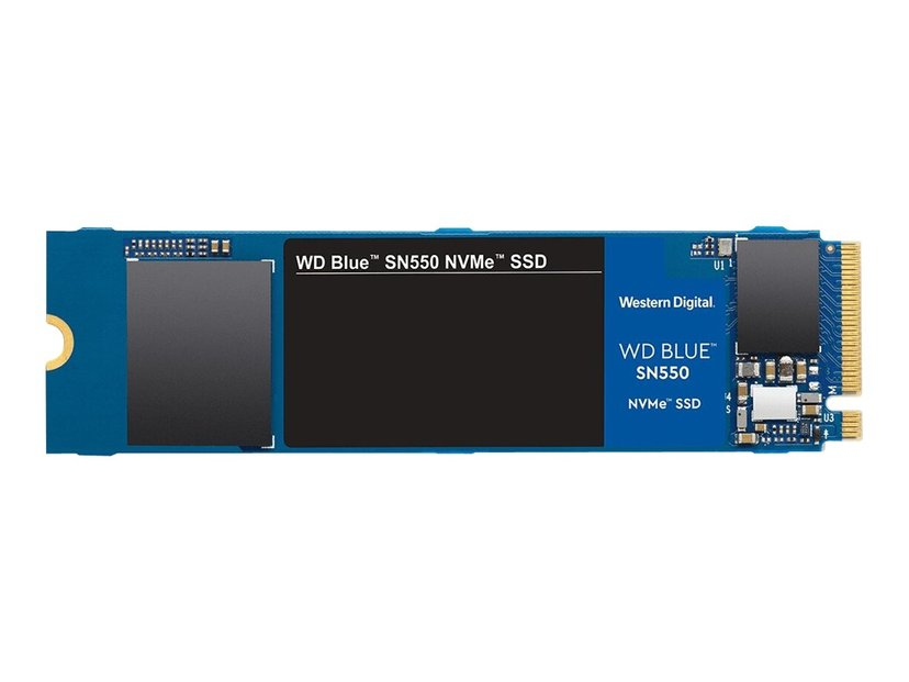 WD Blue SN550 500GB M.2 2280 PCI Express 3.0 x4 (NVMe)