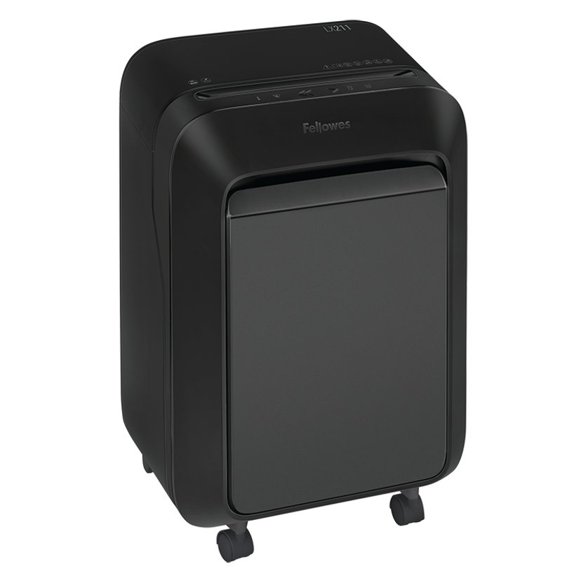Fellowes PowerShred LX211 Micro-Cut Svart