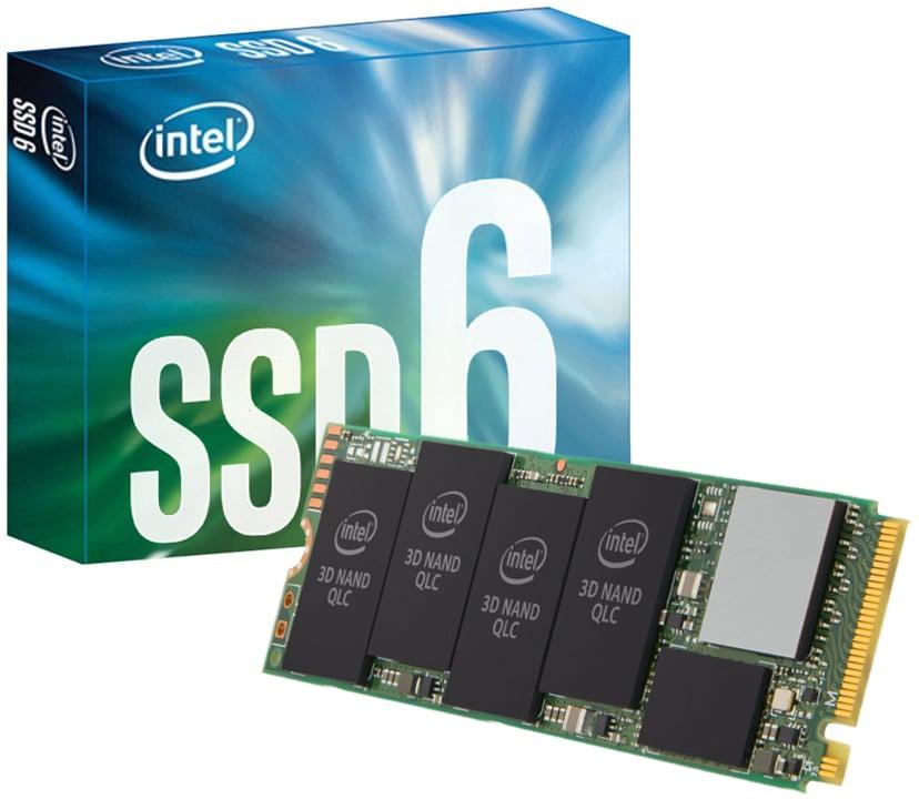 Intel Solid-State Drive 665p Series 1,000GB M.2 2280 PCI Express 3.0 x4 (NVMe)