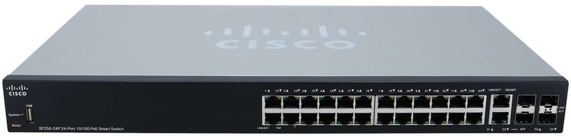 Cisco 250 Series SF250-24P