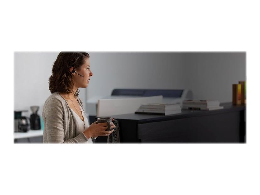 Poly Poly Voyager 5200M Office Teams, 2-Way Base, USB-A Zwart