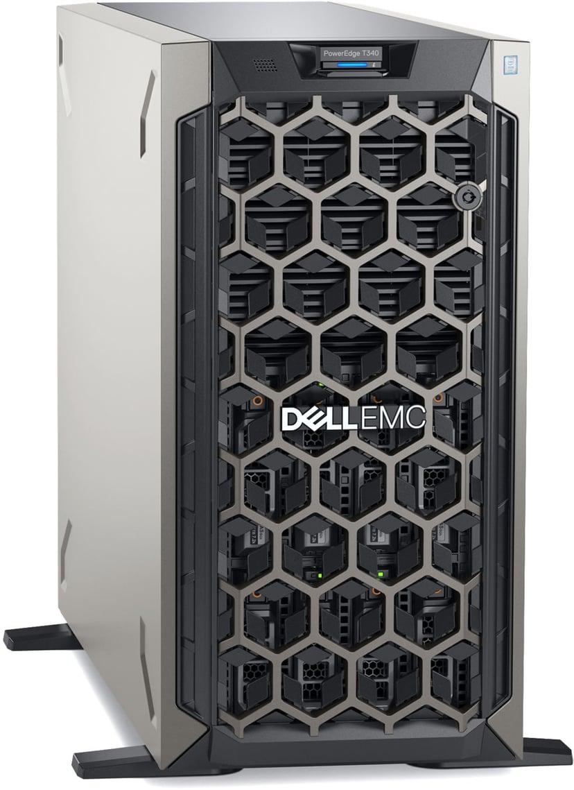 Dell EMC PowerEdge T340 Xeon Fyrkärnig 16GB