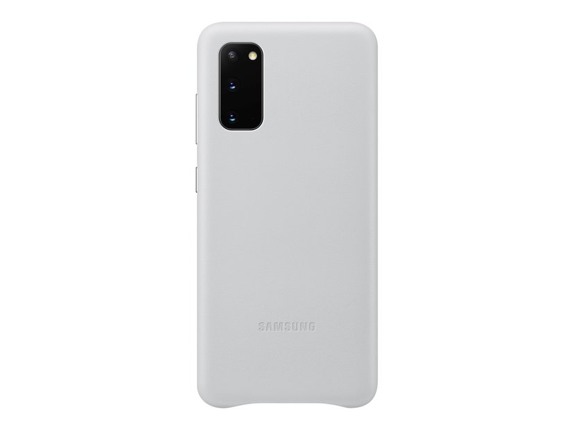 Samsung Leather Cover EF-VG980 Lichtgrijs