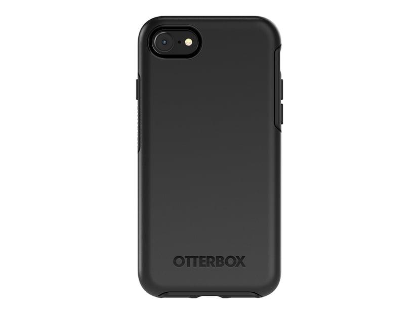 Otterbox Symmetry Series iPhone 7; iPhone 8; iPhone SE (2020) Svart