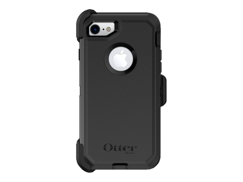 Otterbox Defender Series iPhone 7, iPhone 8, iPhone SE (2020) Svart
