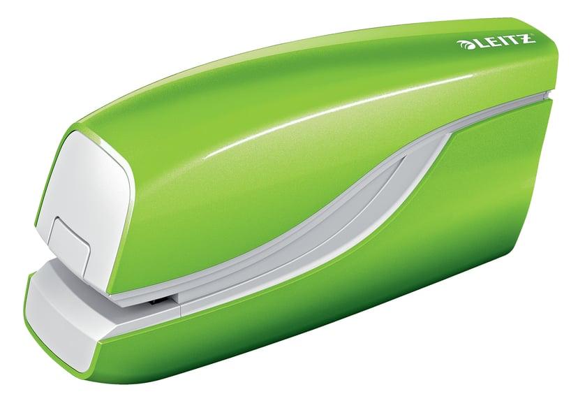 Leitz Elhäftapparat Batteri WOW Grön
