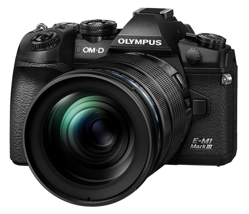 Olympus E-M1 Mark III + 12-100mm f/4 Pro