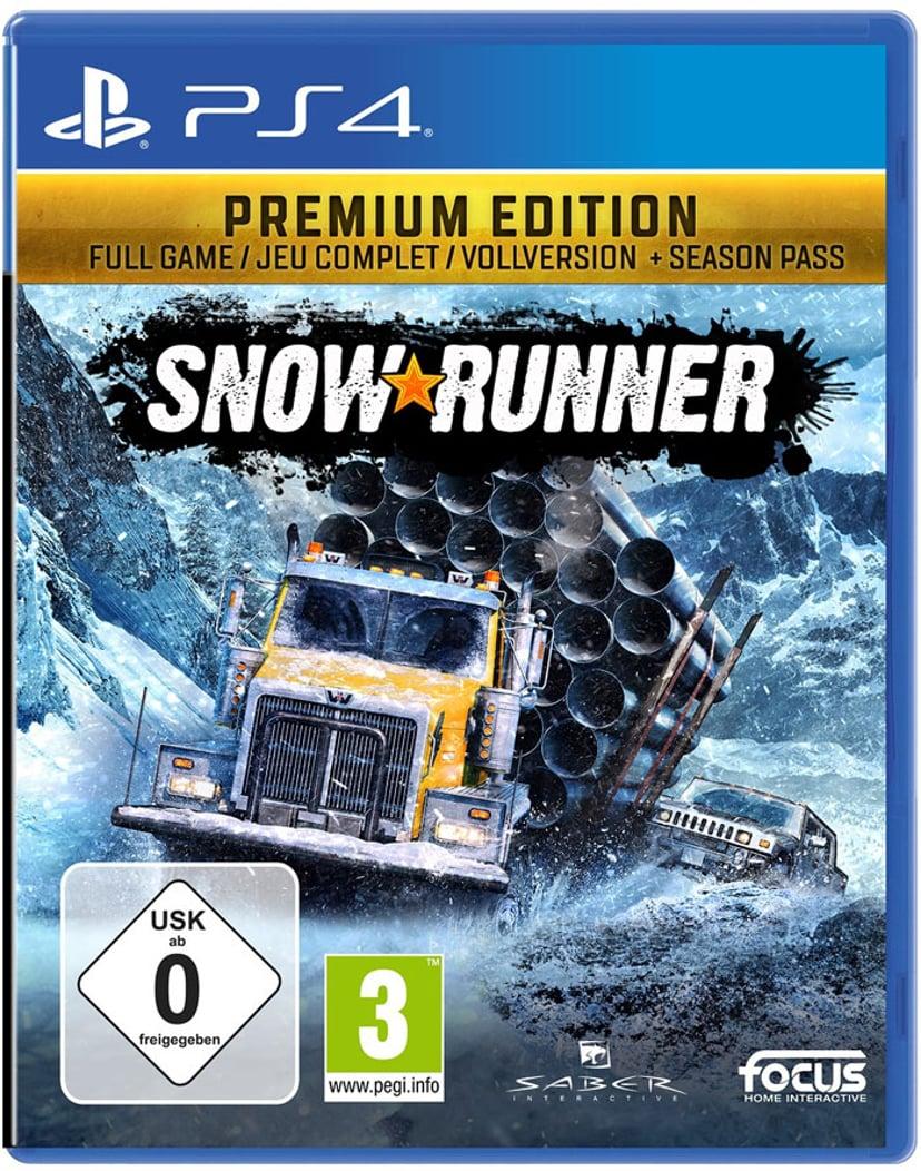 Focus Home Interactive Snowrunner: Premium Edition