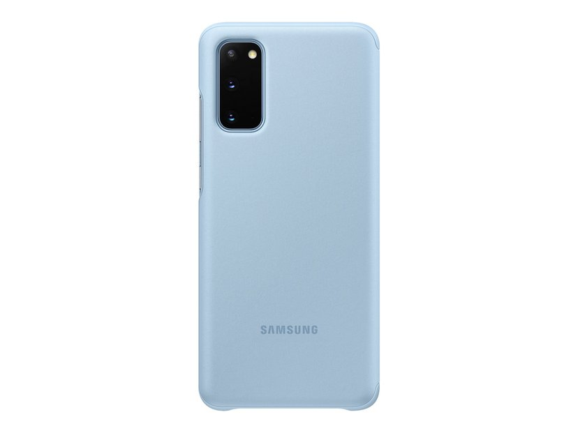 Samsung Clear View Cover EF-ZG980 Luchtblauw