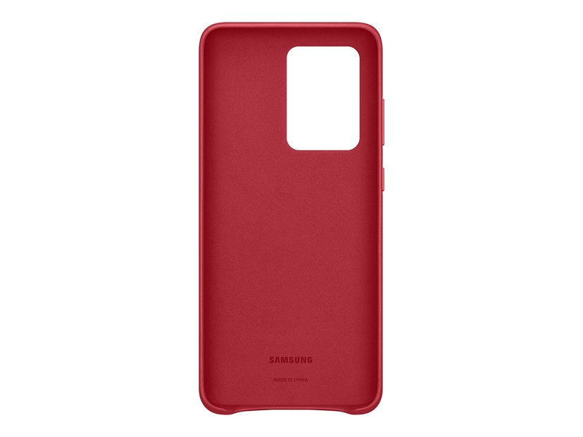 Samsung Leather Cover EF-VG988 Rood