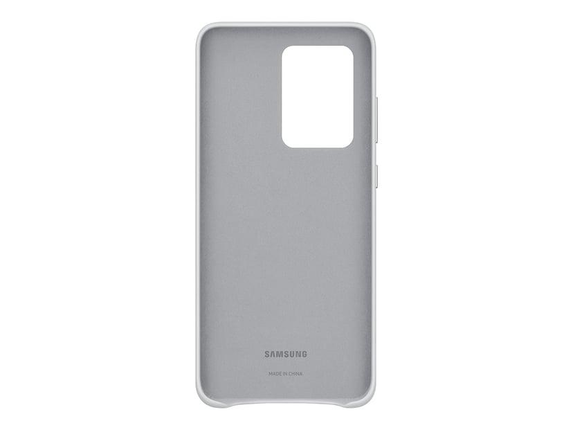 Samsung Leather Cover EF-VG988 Lichtgrijs