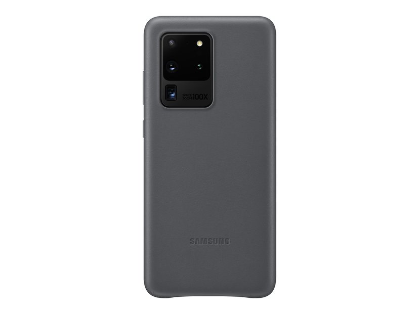 Samsung Leather Cover EF-VG988 Grijs