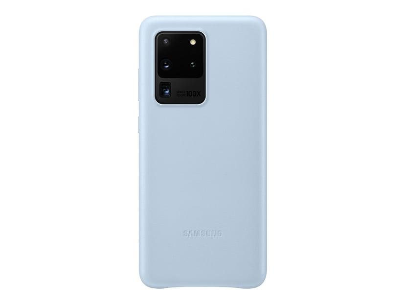 Samsung Leather Cover EF-VG988 Koraalblauw
