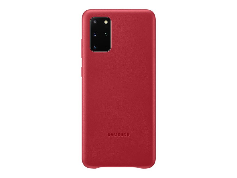 Samsung Leather Cover EF-VG985 Rood