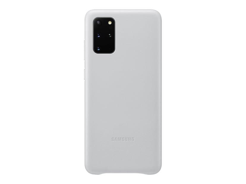Samsung Leather Cover EF-VG985 Lichtgrijs