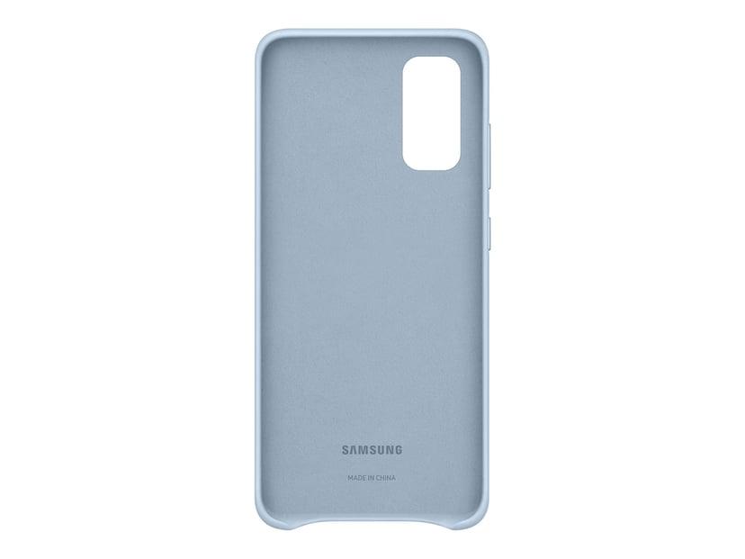 Samsung Leather Cover EF-VG980 Koraalblauw