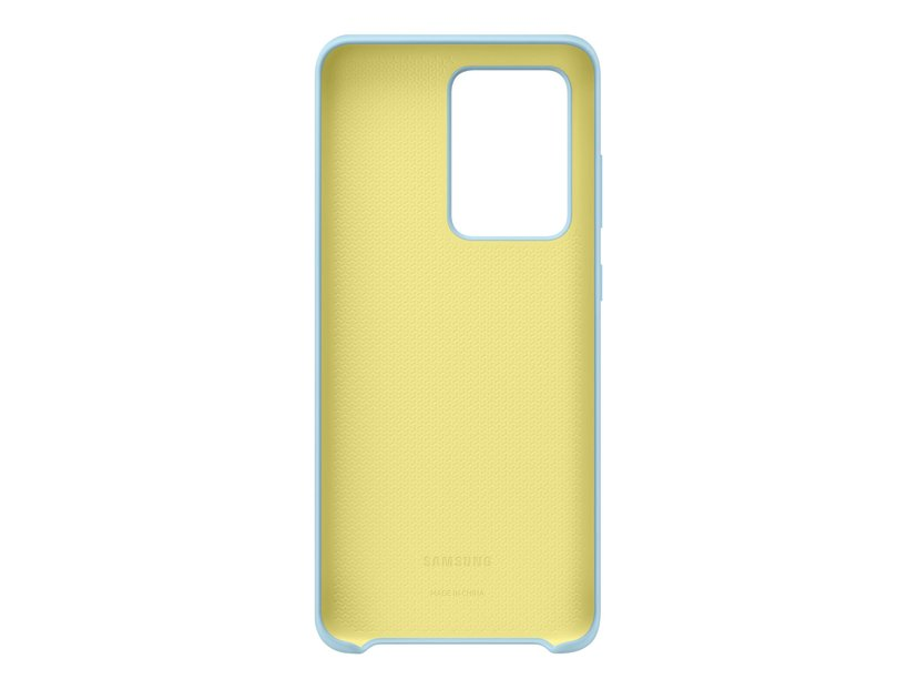 Samsung Silicone Cover EF-PG988 Luchtblauw
