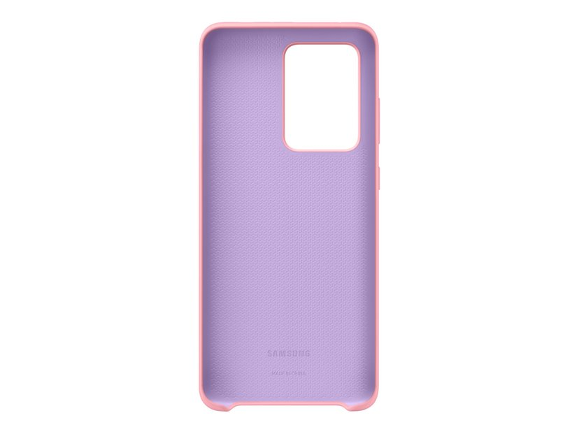 Samsung Silicone Cover EF-PG988 Roze