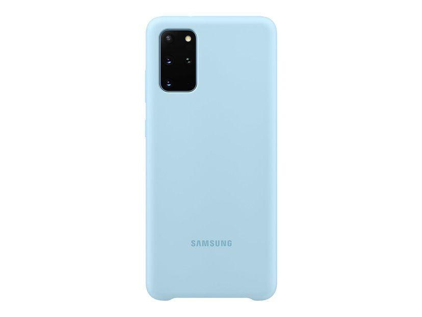 Samsung Silicone Cover EF-PG985 Luchtblauw