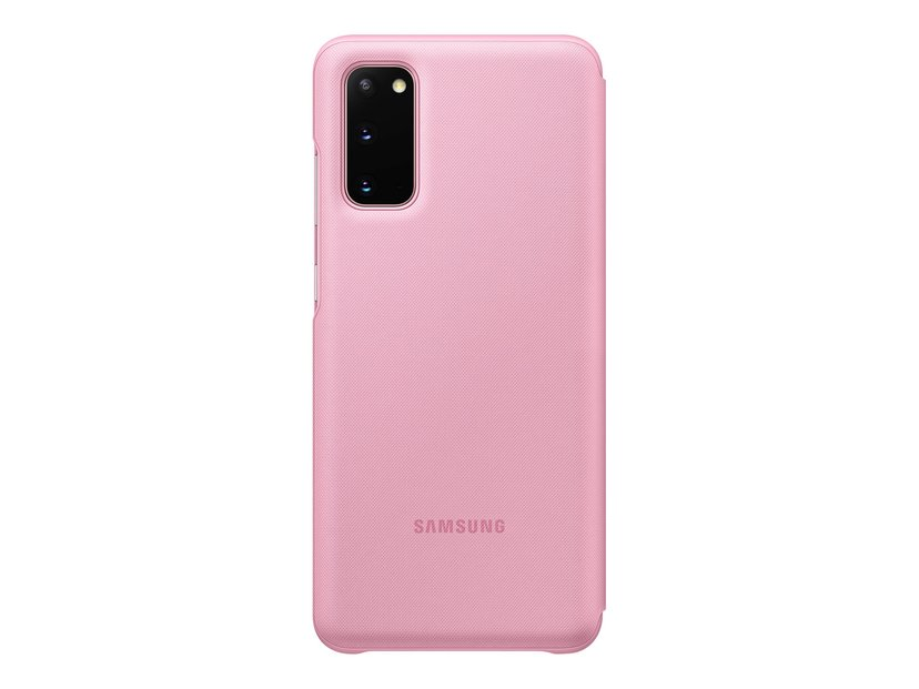 Samsung LED View Cover EF-NG980 Roze