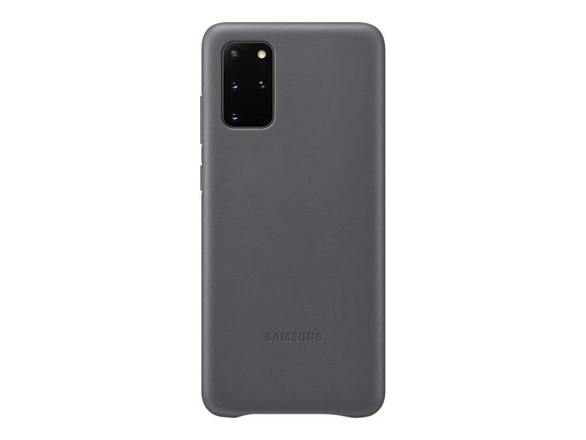 Samsung Leather Cover EF-VG985 Grijs
